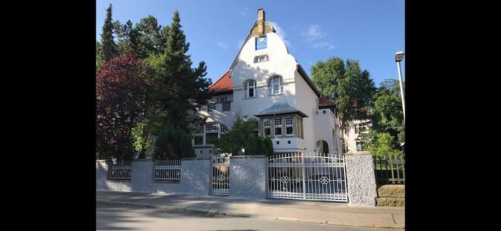 Villa im teuersten Stadtteil von Hannover