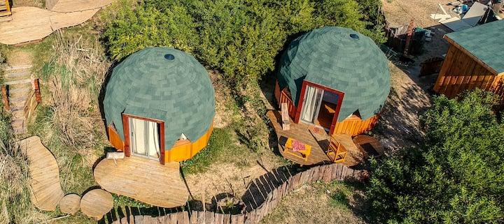 Complejo Playa Grande Dome I Glamping Los Domos
