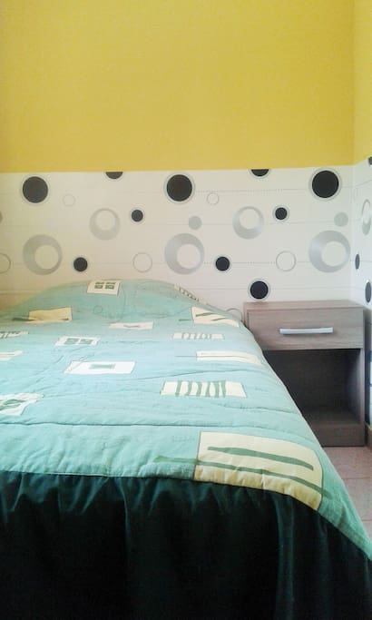Habitación - Private room