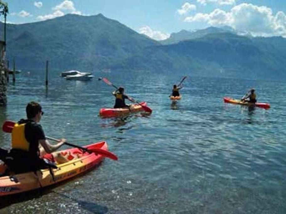 ability kayak rental directly from the private beach