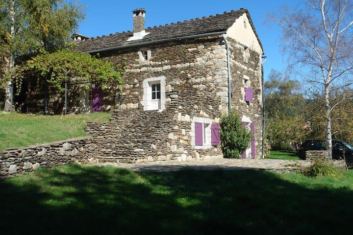 Magnifique propriété en pierre, Ponteils et Bresis