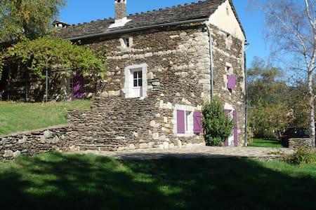 Magnifique propriété en pierre, Ponteils et Bresis - Ponteils-et-Brésis - 獨棟