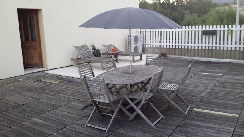 Appartement familiale avec terrasse