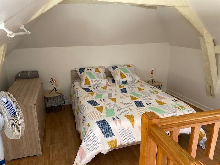 Appartement idéal  et tranquille