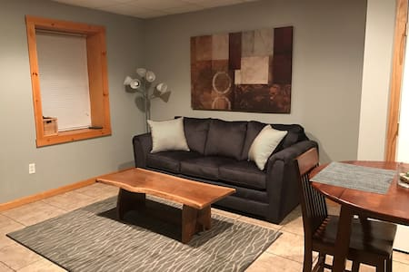 Beautiful guest suite 5 blocks from PSU campus! - 州立學院 - 公寓