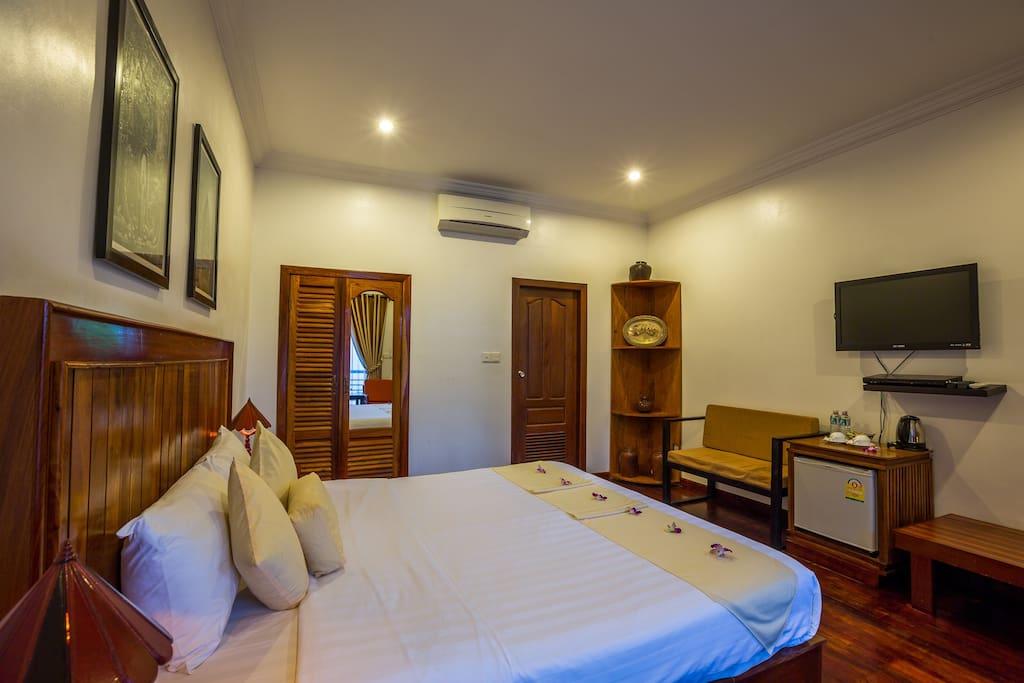 Deluxe Double/Twin Room