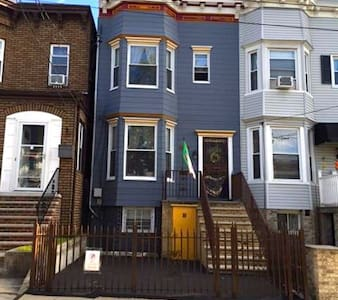 Beautiful Victorian Home in Jersey City - Jersey City - Σπίτι