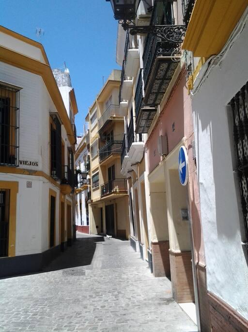 Imagen de la calle