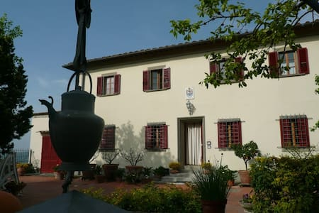 Your home in the heart of Chianti area!
