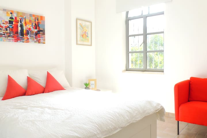 Great for couples studio apt. in the city center - Jerusalén