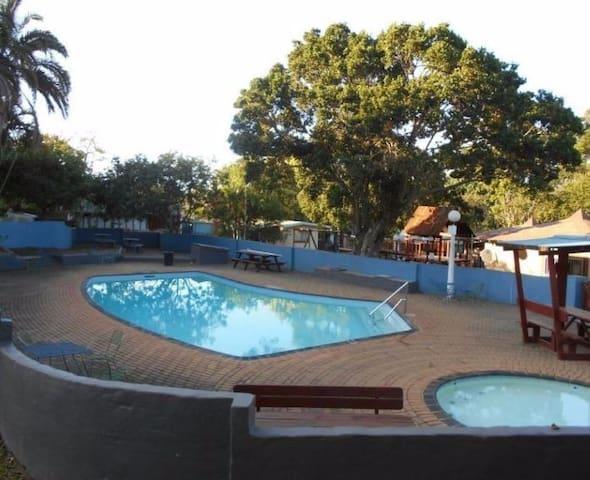 Town House in Hibberdene River Resort