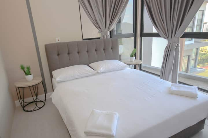 13-29Bell Suites@Xiamen University, 15mins to KLIA