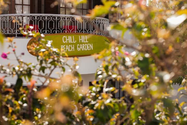 Chill Hill Hostel & Private Rooms - Peach Garden