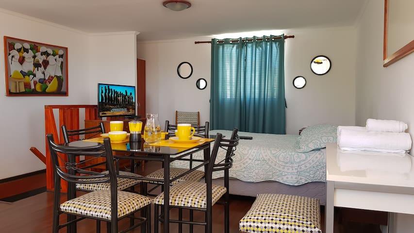 Departamento moderno tipo loft - Cerro Placeres