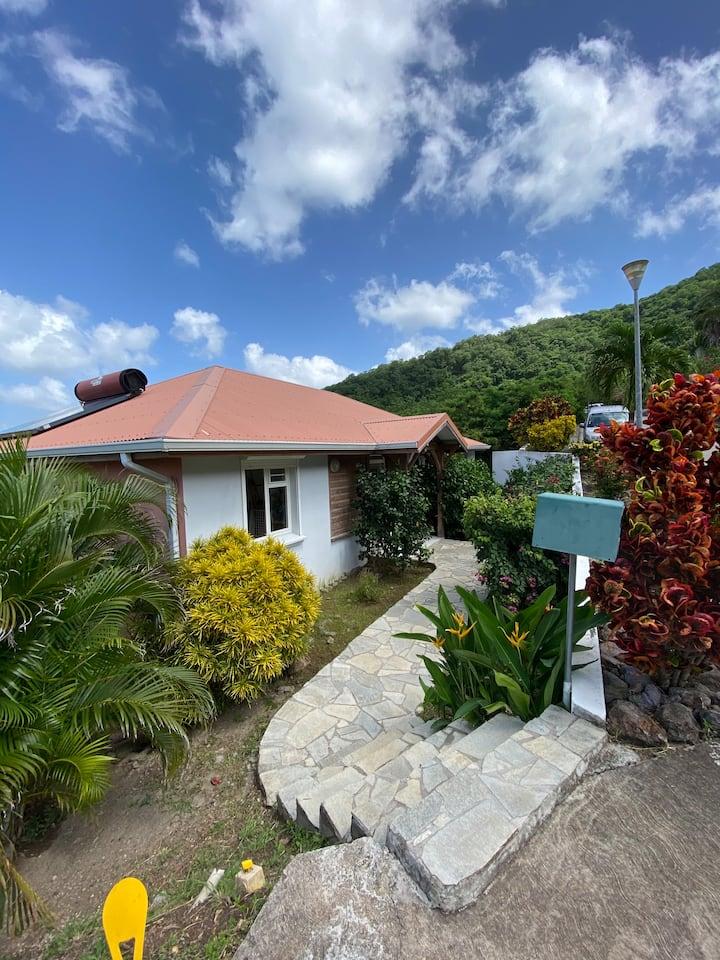 Villa Manguiers aux Anses d'Arlet 3 Chambres