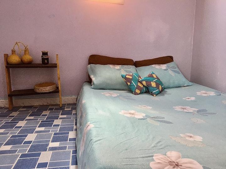 Ngor beach room