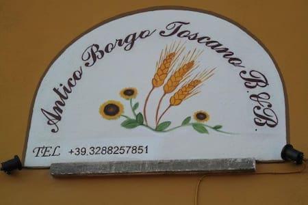 ANTICO BORGO TOSCANO B&B - Nievole