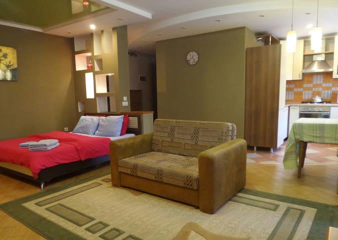 Апартаменты на Кунаева, 83 - Almaty - Apartmen
