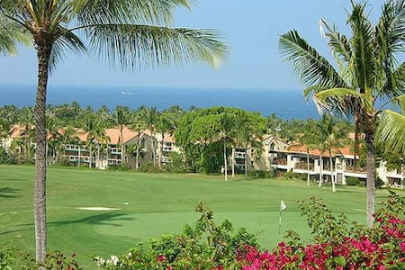 Enjoy Ocean Views - Kona Coast Resort - Kailua-Kona