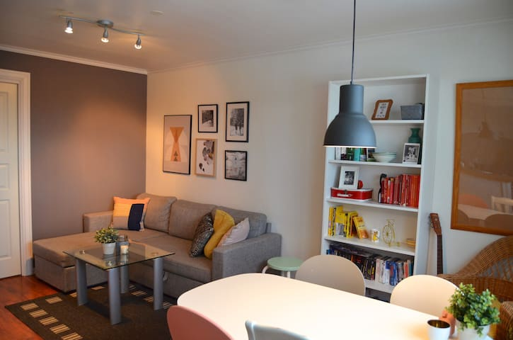 Central flat, stunning views! - Oslo - Apartemen