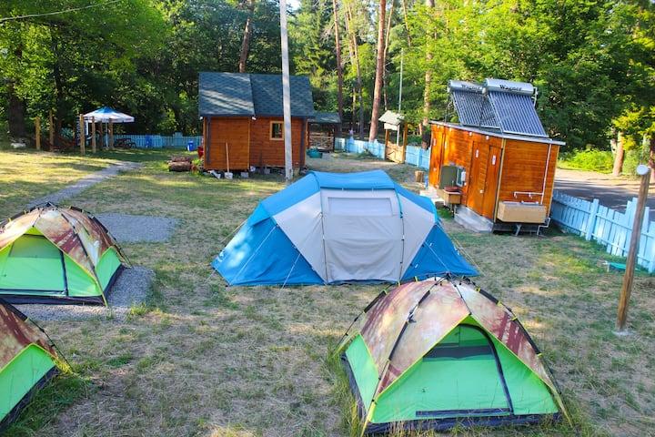 Borjomi Plato Camping