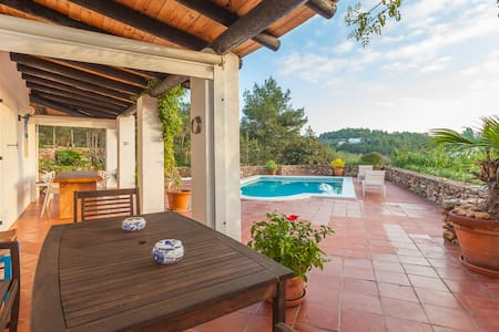 7pax Villa in San Carlos (Ibiza) - Illes Balears