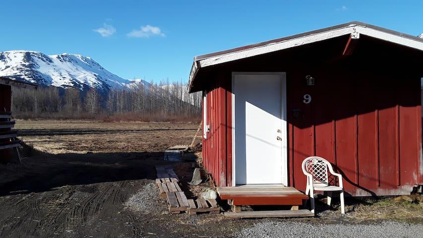 Portage Glacier Cabin #9
