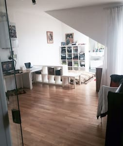 terrace apartment over vienna