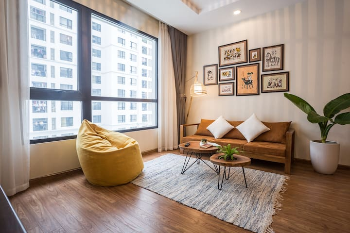 7pm Homestay★Cozy Apartment★Times City