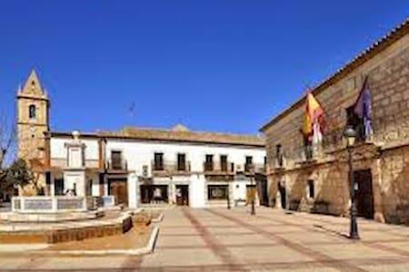 Typical Manchega house - Albacete - Dom