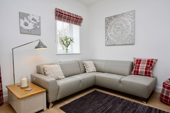 Newly converted Georgian Townhouse near Southwold