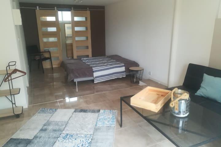 Chambre de 35 m2 avec entrée indépendante