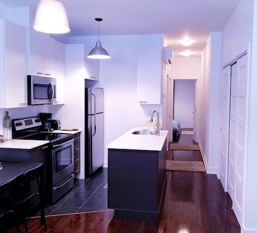Luxury Apartment Montreal  Downtown  Centre Ville