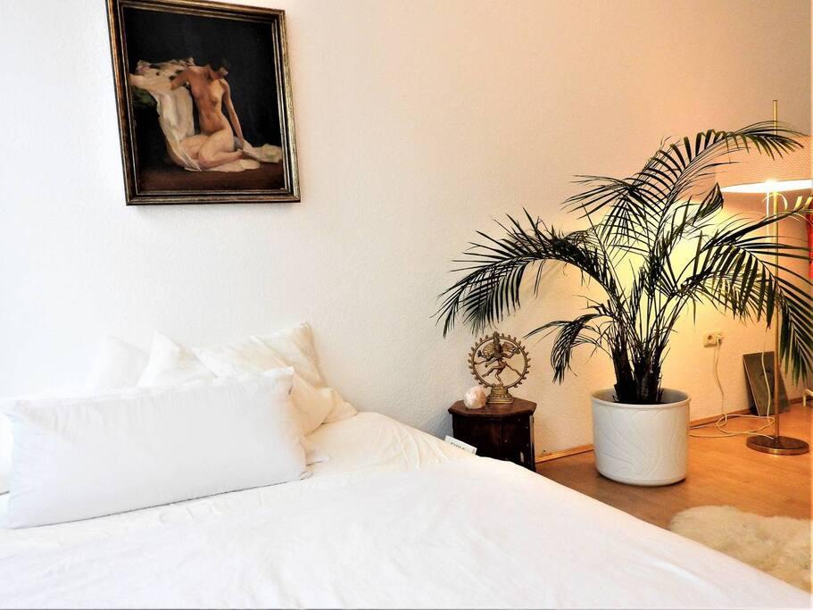 Zimmer 1 Bett: 140 x 200