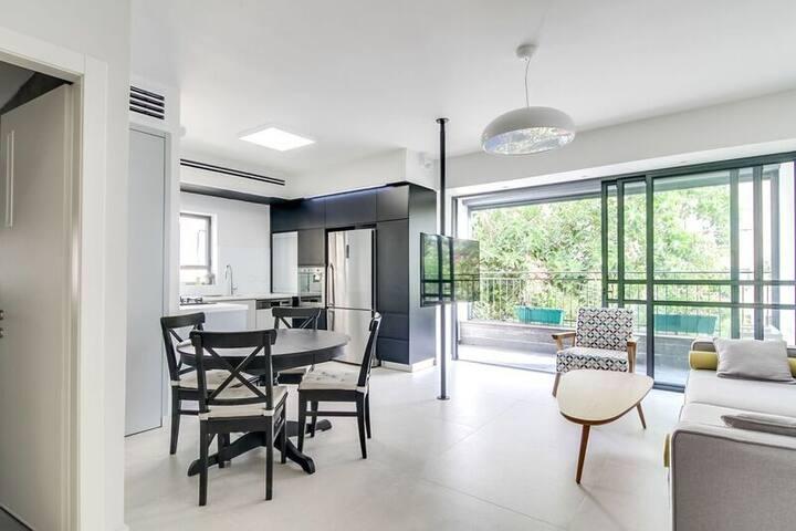 Luxury Apartmet Near The Beach - Tel Aviv-Yafo - Appartement
