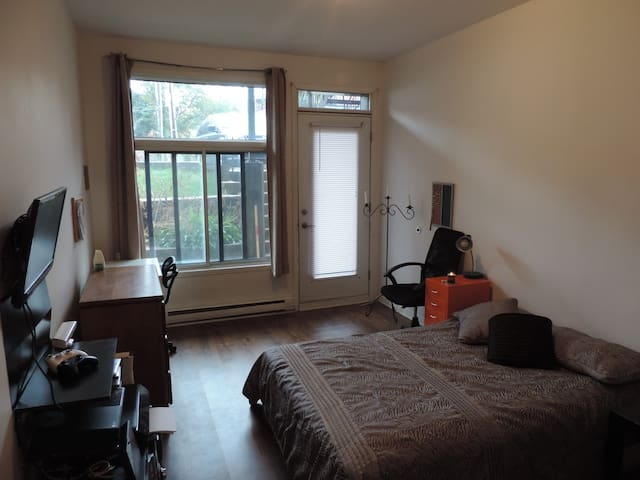 Private Room near the Olympic Stadium - Montreal - Apartamento