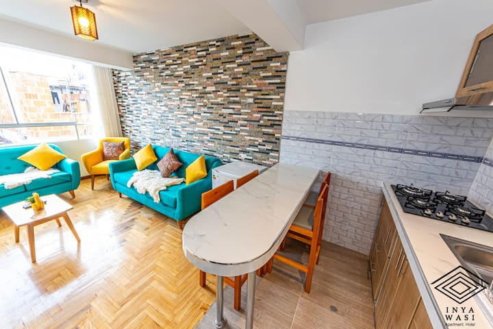 Inya Wasi Apartments