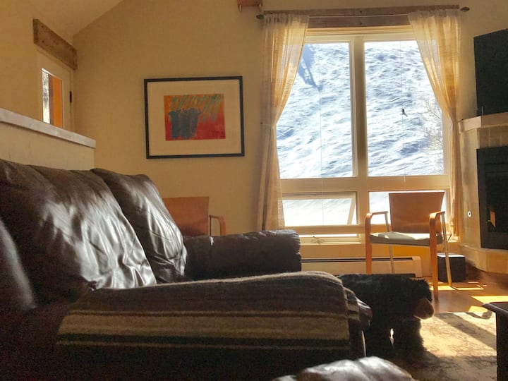 Fabulous Ski in/ out Townhouse.  Views, Hot tub