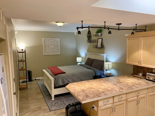 Cozy Ooltewah Studio Suite