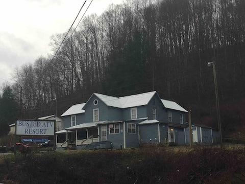 Main Lodge @ Busted Atv Resort