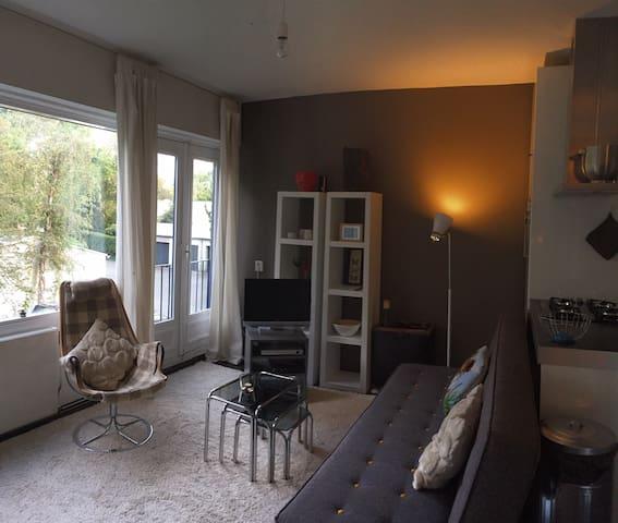 Charming apartment near dunes, Bergen (NL) - Bergen - Daire