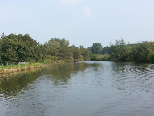 Oostwoud: Egboetswater