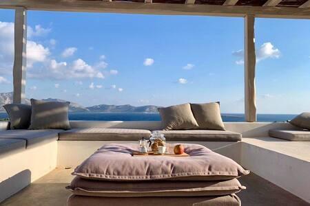 Beautiful Seaview Villa Koufonissi