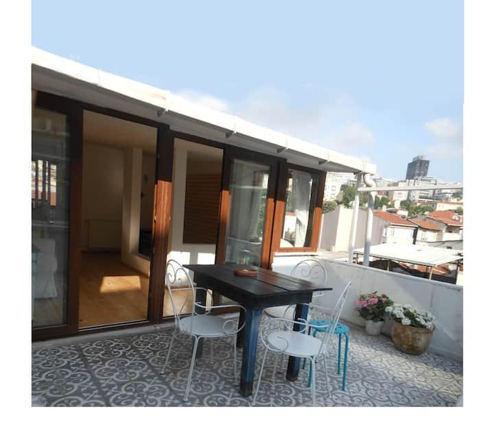 LA CASA DI GIOIA a Beyoglu Istanbul