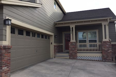 Beautiful and comfortable finished basement - Castle Rock - House