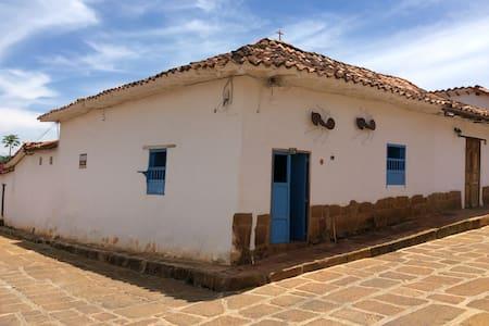 Acogedora casa en Barichara - Barichara