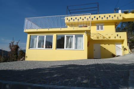 Casa Amarela na região do Douro - Sande