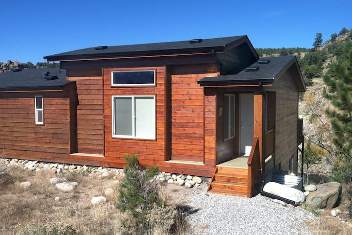 Arkansas Cabin Rental - Buffalo Peaks Bed & Breakfast