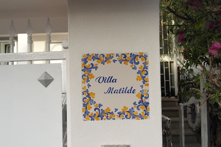 Villa Matilde - Carini - Apartament