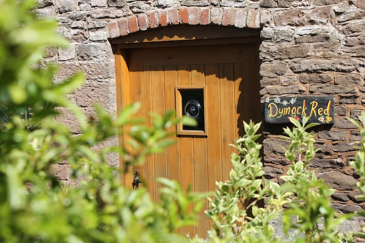 Cosy Two Bedroomed Holiday Cottage - Llangarron - Byt